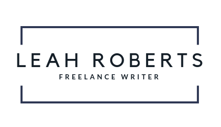 Leah Roberts Writing